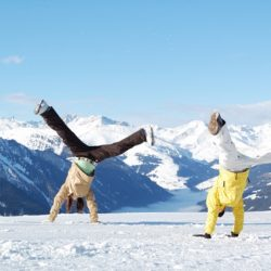 Don't Let the Cold Weather Put Your Outdoor Trail Workouts on Ice